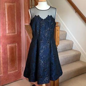 Carmen Marc Valvo formal dress